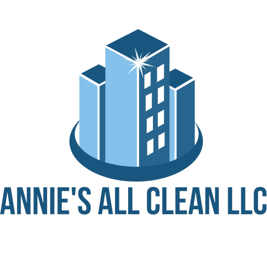 Building Cleaning Logo Design
