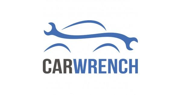 Car Wrench Logo Design