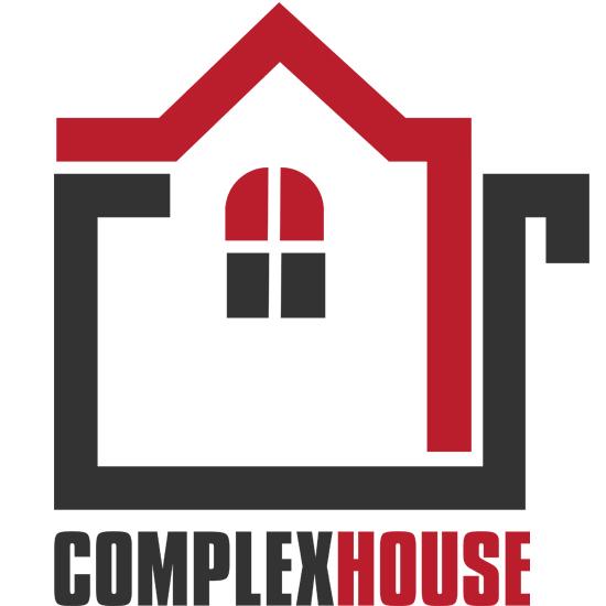 Complex House Logo Design