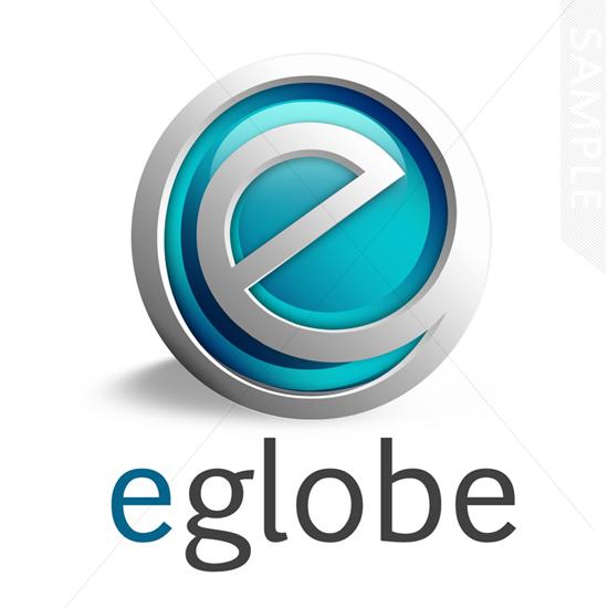 Eglobe Logo Design
