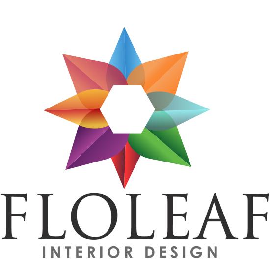 Flower Leaf Logo Design