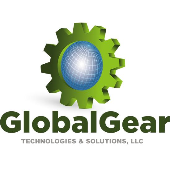 Global Gear Logo Design