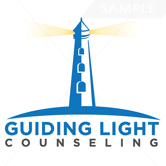 Lighthouse Light Logo Design