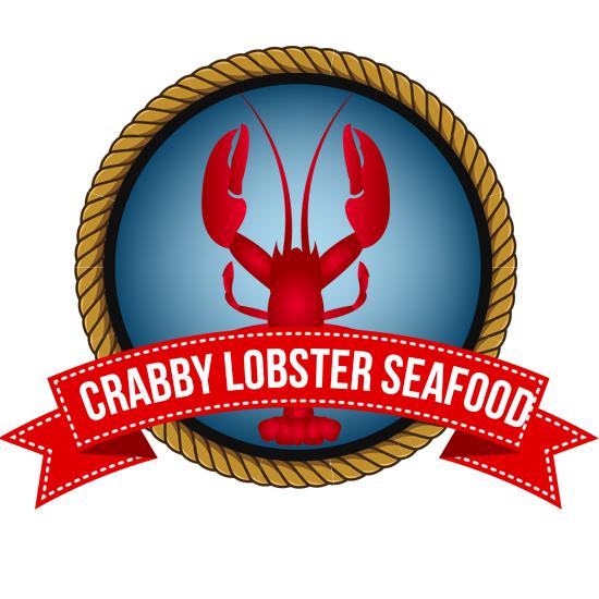 Lobster Seafood Logo Design
