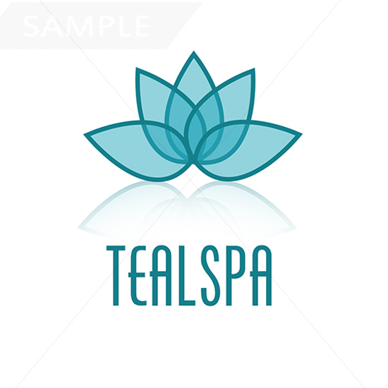 Lotus Spa Logo Design