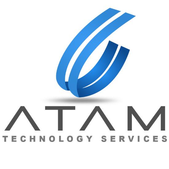 Modern Atam Logo Design