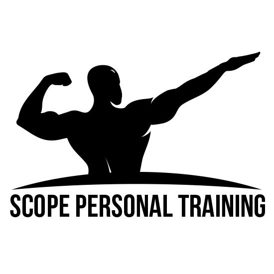 personal training logo design