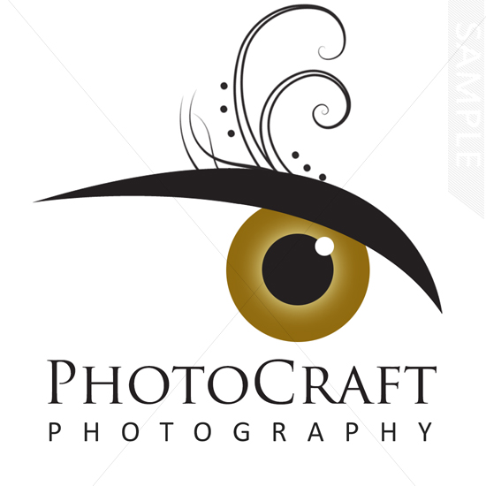 Photography Eye Logo Design
