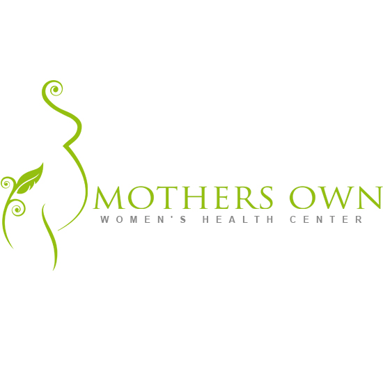 Pregnant Woman Logo Design