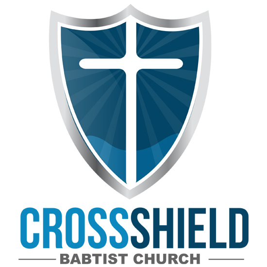Cross Shield Logo Design
