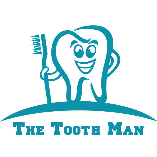 Tooth Man Logo Design